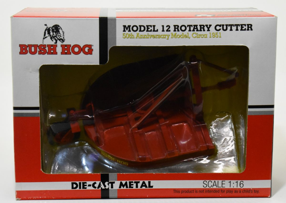 1 16 Bush Hog Model 12 Rotary Cutter 50th Anniversary